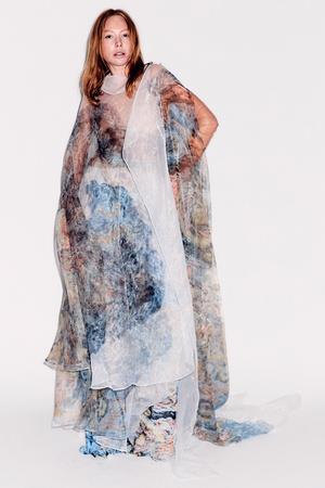 Показ Epson Digital Couture коллекции сезона Осень-зима 2017-2018 года Prêt-à-porter - www.elle.ru - Подиум - фото 619128