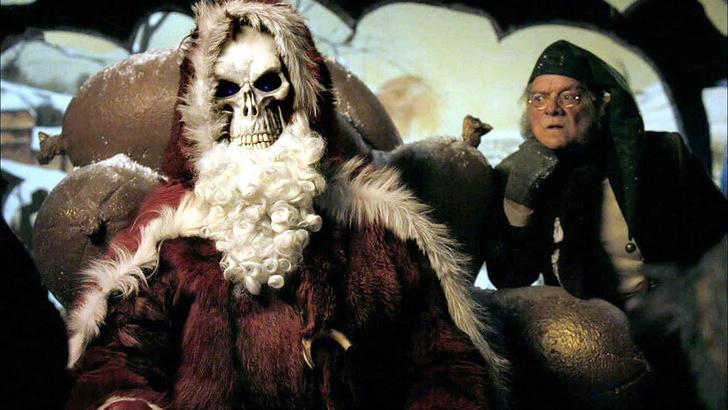 Санта-Хрякус: Страшдественская сказка кадры
