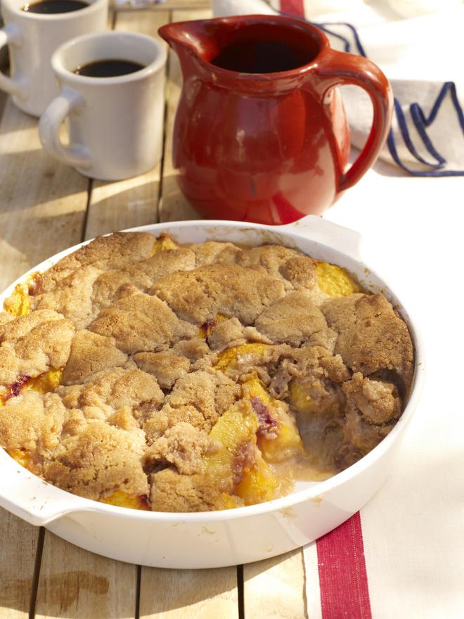 Сладкий персик: как пирог стал символом Америки (фото 7)