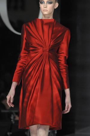 Показ Valentino коллекции сезона Весна-лето 2009 года Haute couture - www.elle.ru - Подиум - фото 86994