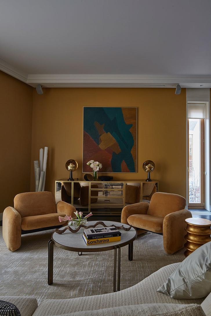 Интерьер в стиле модернизм: проект Ольги Мальевой (фото 5)