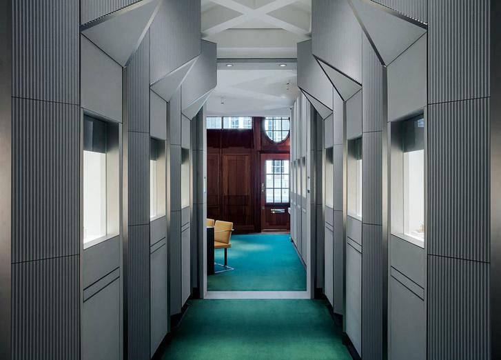Антикварный салон Wartski в Лондоне (фото 3)