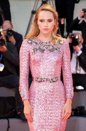 Сьюки Уотерхаус в Dolce & Gabbana