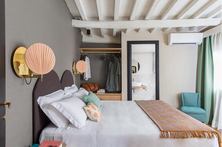 Комната в Риме: уютный бутик-отель в духе кондоминиума (фото 12)
