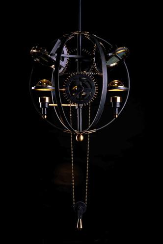 Светильники по мотивам механизмов Леонардо Да Винчи (фото 2.1)