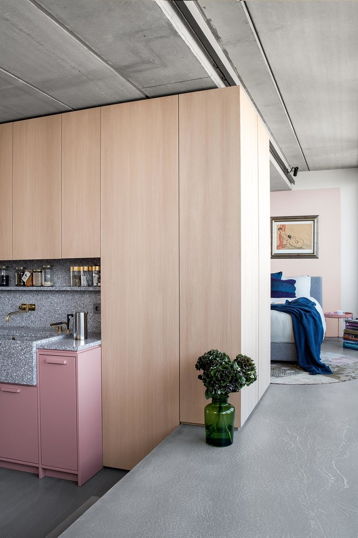 На вкус и цвет: квартира в Берлине (фото 5)
