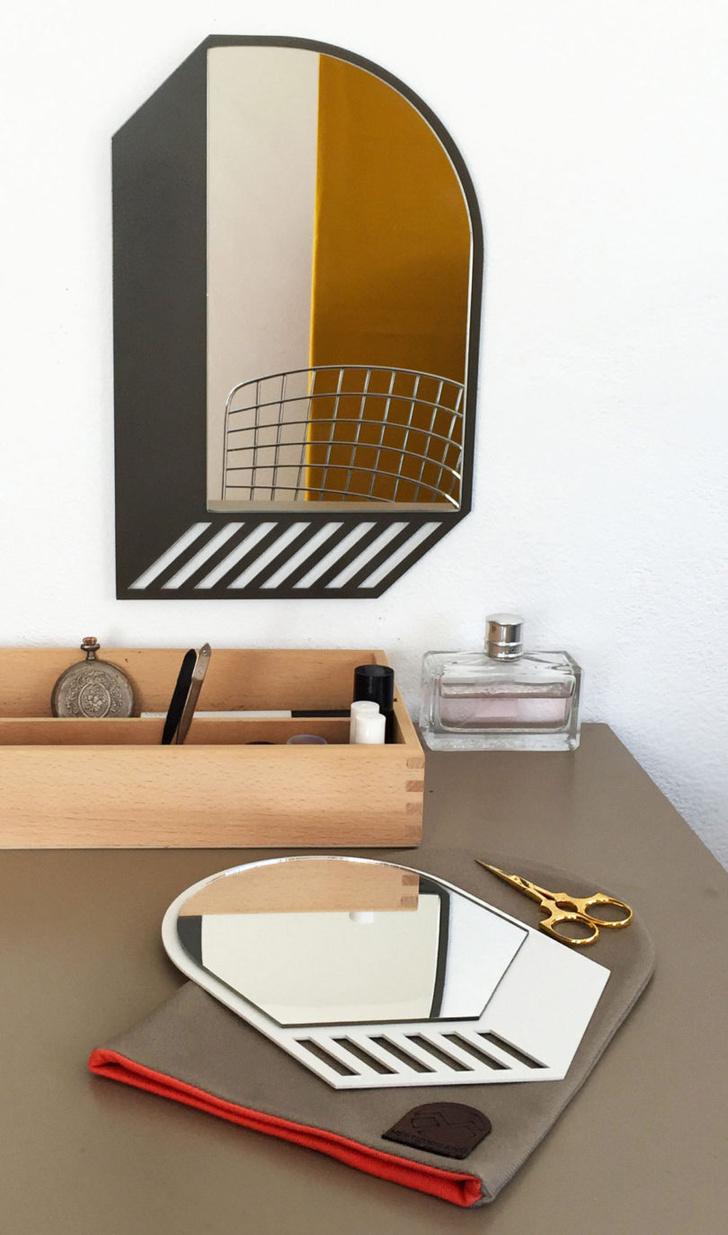 Мастерство иллюзии: зеркала от студии Mestizodisenio (фото 3)
