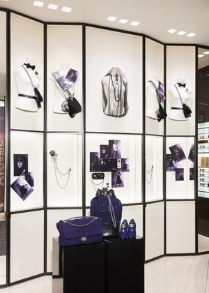 Обновленный бутик Chanel вТЦ«Крокус Сити Молл» (фото 1.1)