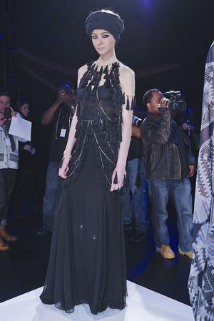 Показы мод Mara Hoffman Осень-зима 2011-2012 | Подиум на ELLE - Подиум - фото 2441