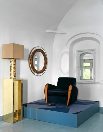 Выставка Gio Ponti & Amici в галерее дизайна MIRRA (фото 6.2)