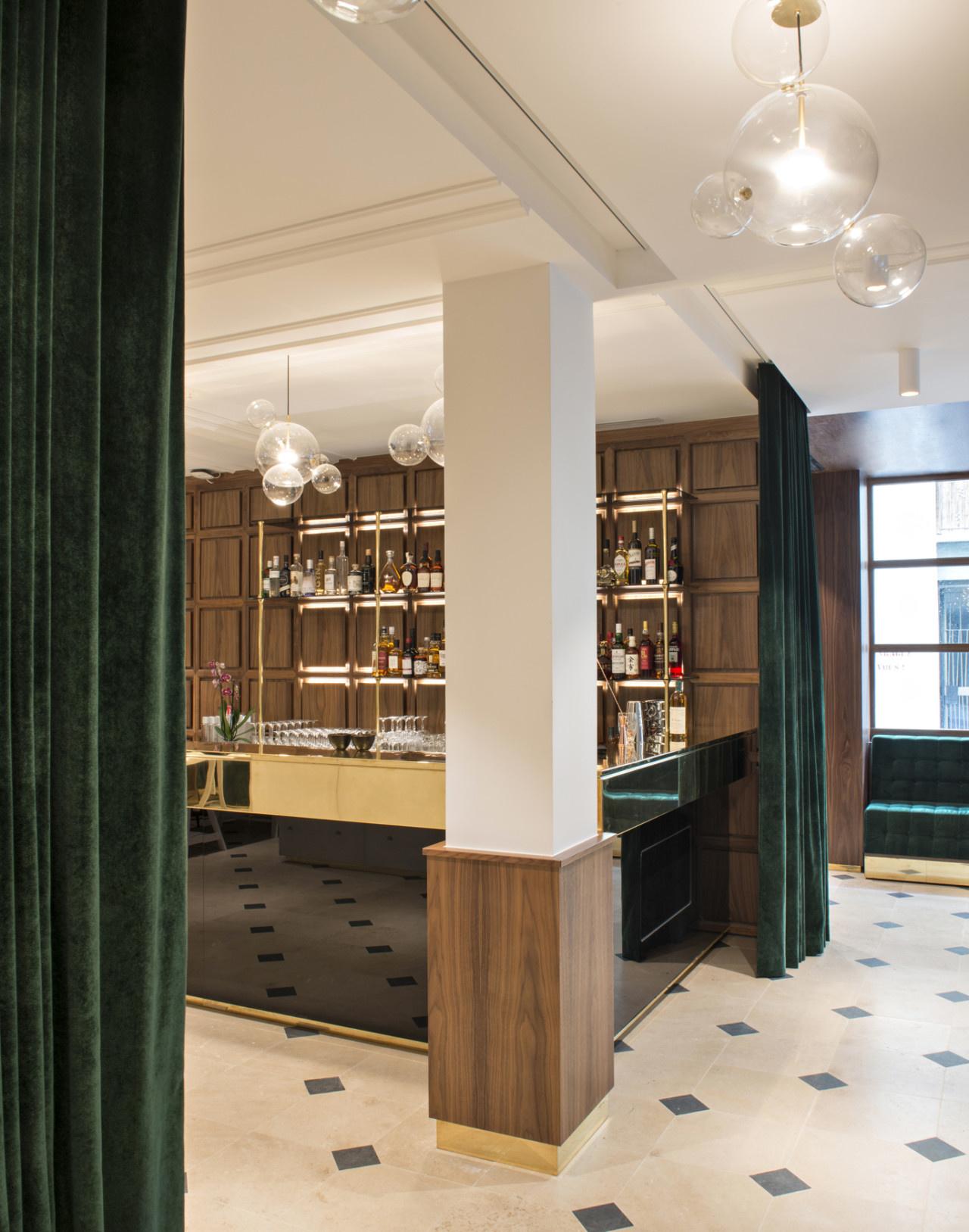 Новый бутик-отель в центре Парижа (галерея 4, фото 4)