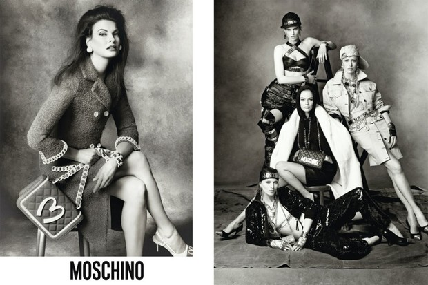 Итальянский бренд Moschino