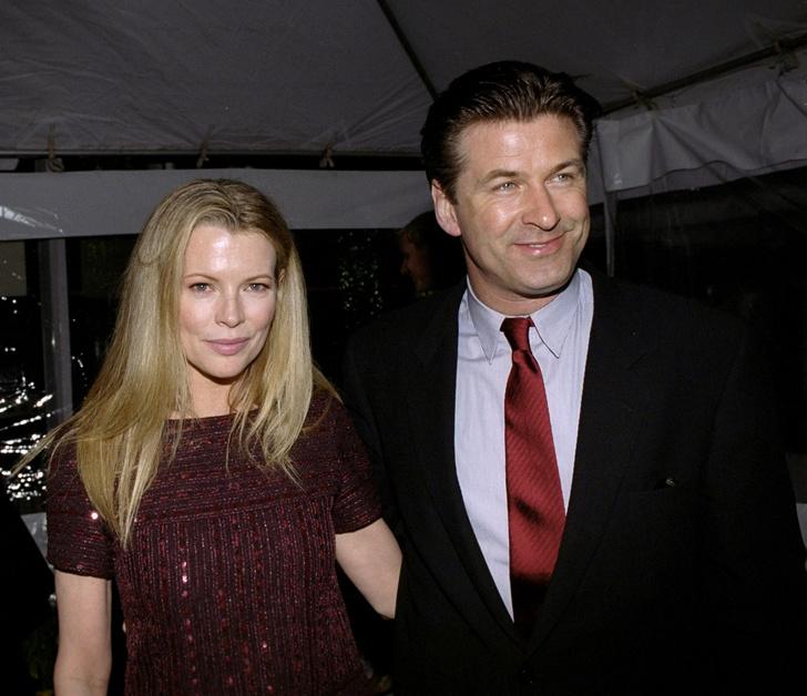 Ким Бейсингер и Алек Болдуин, 2000 год