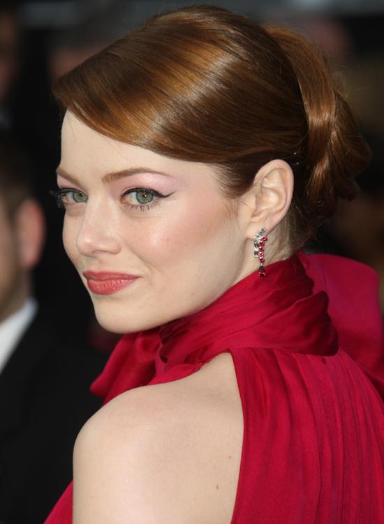 Февраль 2012, вручение кинопремии «Оскар», Лос-Анджелес