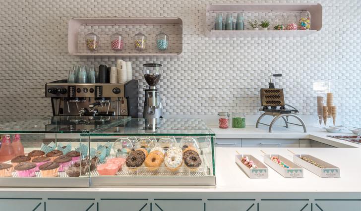 Магазин сладостей в Греции фото [5]