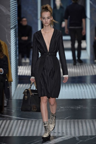 Бренд Prada представил на Неделе мужской моды в Милане сразу две коллекции | галерея [3] фото [1]