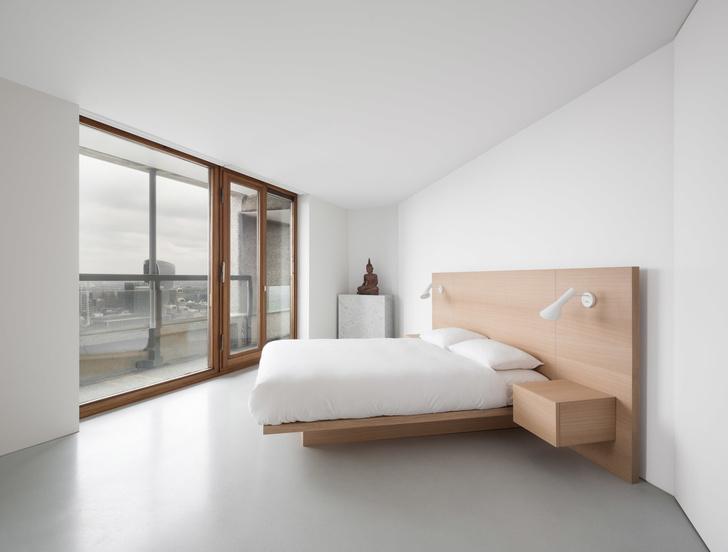 Минималистские апартаменты по дизайну Джона Поусона (фото 8)