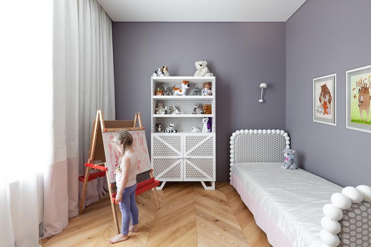 Нежным цветом: квартира 150 м² в Киеве (фото 26)