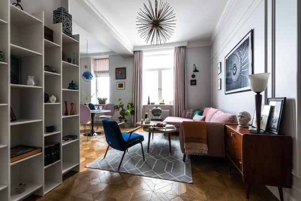 Квартира 70 м²: проект Анастасии Стенберг (фото 3)