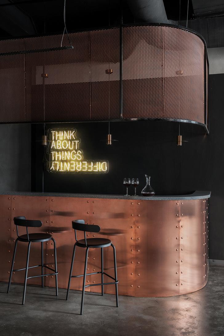Современный офис креативного агентства на Трехгорке (фото 2)
