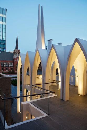 Новая школа церковного хора от Palassis Architects (фото 9.1)