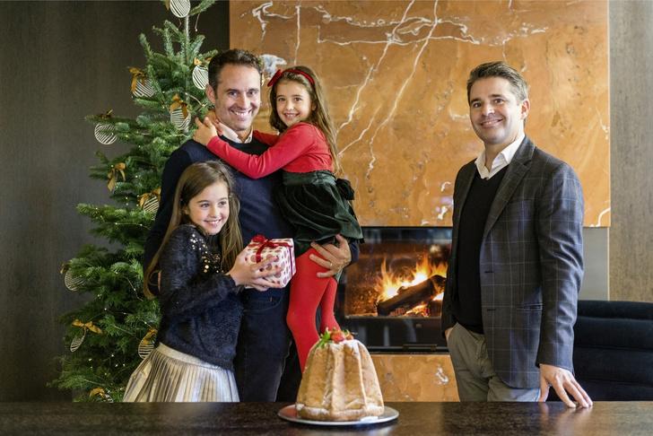 Семейные ценности: рождественская сервировка от Promemoria (фото 5)