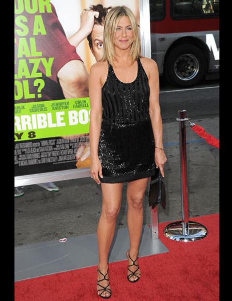 Jennifer Aniston-bosses