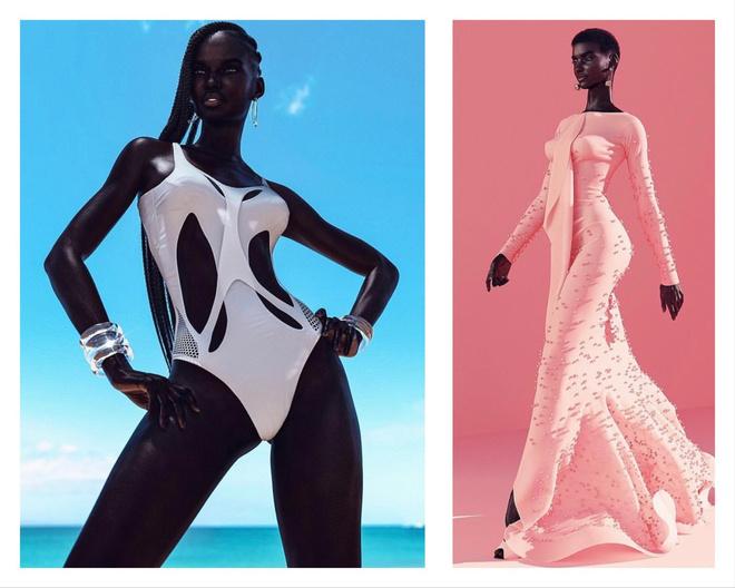 Невероятно правдоподобная виртуальная модель Инма — новый модный инфлюенсер (фото 5)