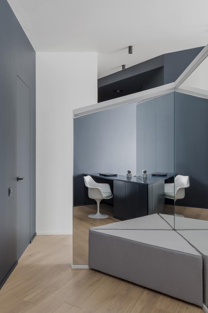Квартира 72  м²: проект бюро Shkaf Architects (фото 7)