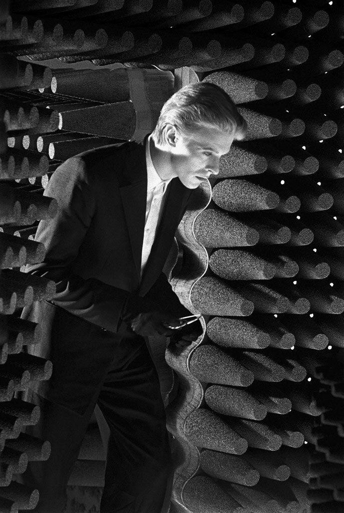 Дэвид Боуи в объективе Стива Шапиро: выставка фотографий (фото 4)