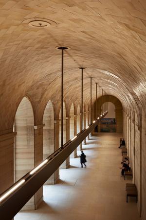 Реновация музея в Филадельфии: проект Фрэнка Гери (фото 7.1)