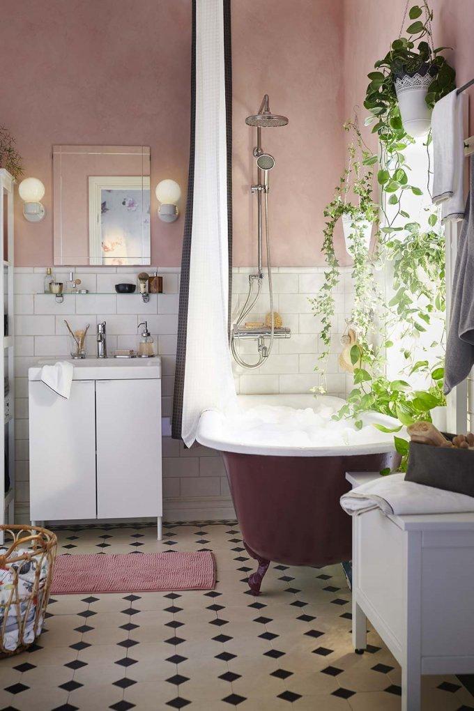 Вопрос эксперту: как встроить отдельно стоящую ванну в комнату 5 кв. м? (фото 0)