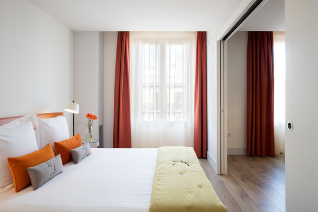 Апартаменты 87 кв. м в Барселоне фото [5]