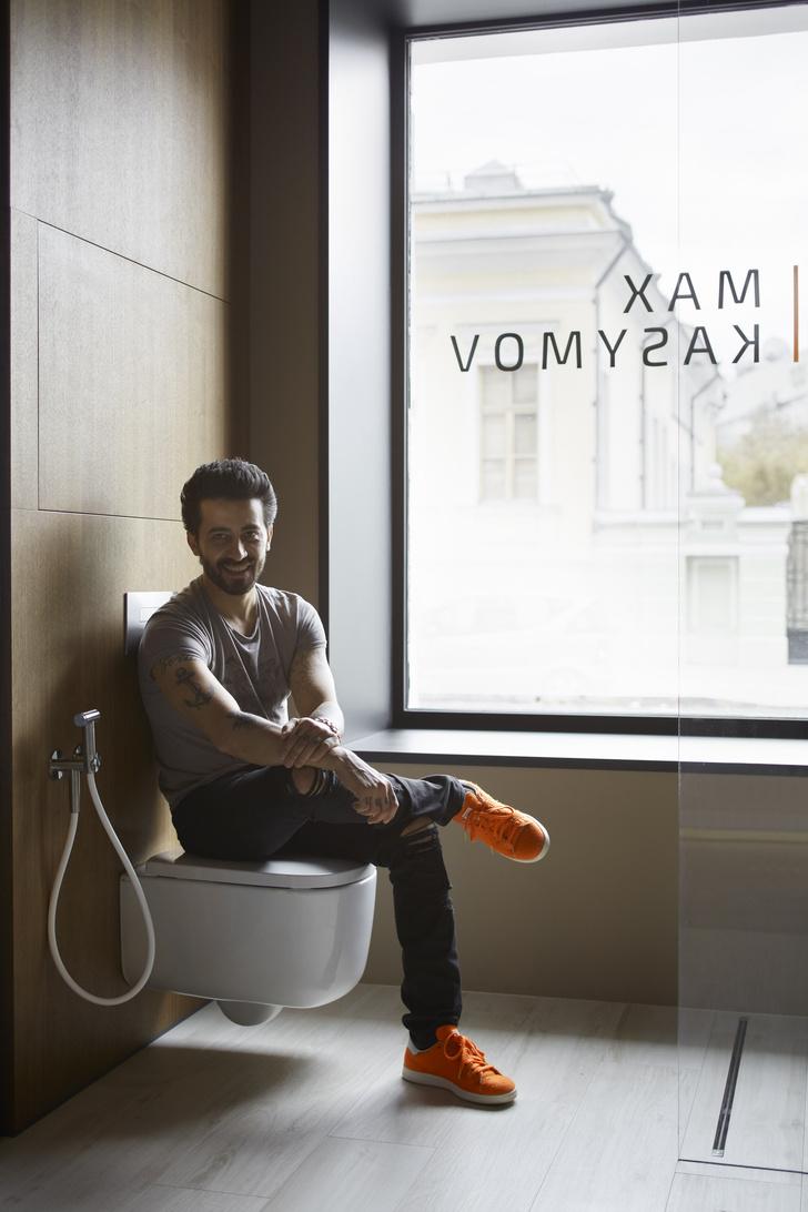 В Москве открылся шоу-рум Max Kasymov|Bathroom (фото 9)