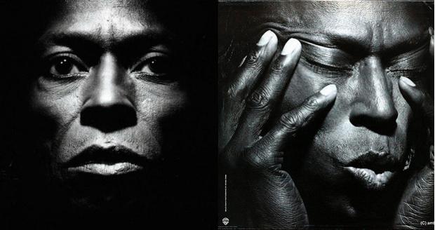 Обложка альбома Майлса Дейвиса Tutu