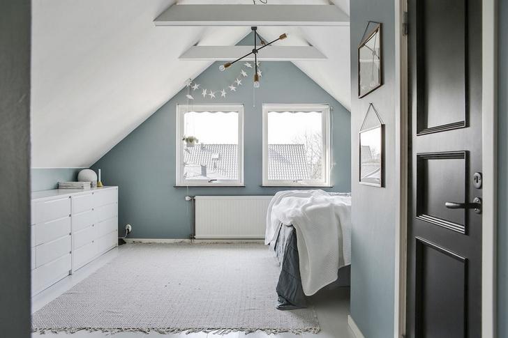 100% сканди-шик: дом в шведской глубинке (фото 25)