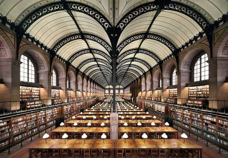 Самые потрясающие библиотеки мира (фото 37)