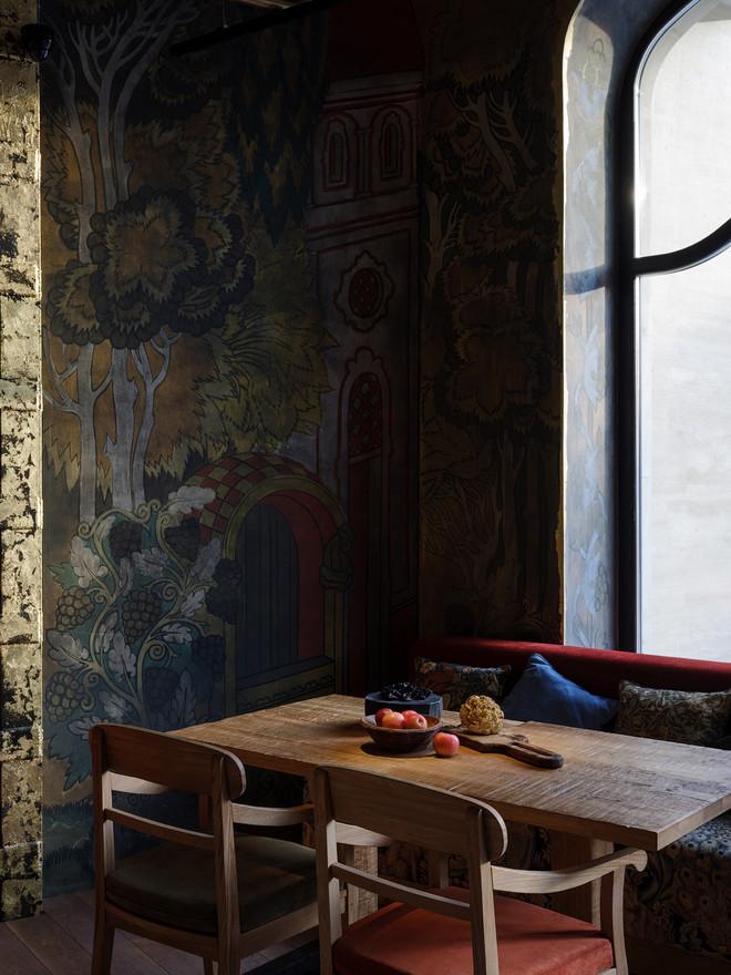 5 романтических кафе в Москве (фото 17)