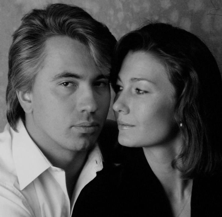 Дмитрий Хворостовский и Светлана Иванова