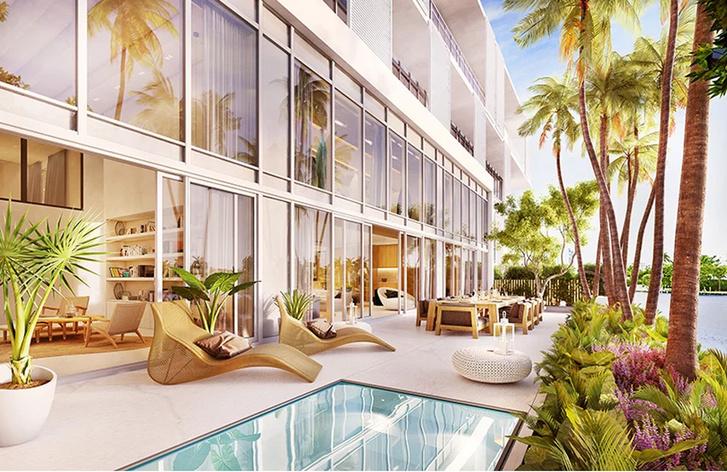 Новая резиденция Ritz-Carlton от Пьеро Лиссони во Флориде (фото 13)