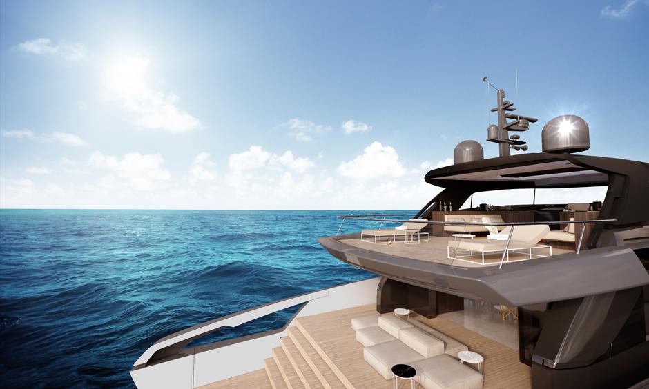 Морская прогулка: яхты от известных дизайнеров | галерея [1] фото [1]