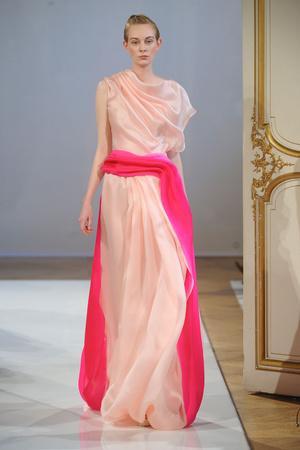 Показ Christophe Josse коллекции сезона Весна-лето 2012 года haute couture - www.elle.ru - Подиум - фото 330181