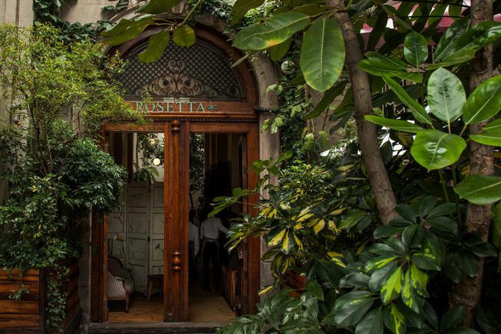 Ресторан Rosseta в Мексике (фото 2)