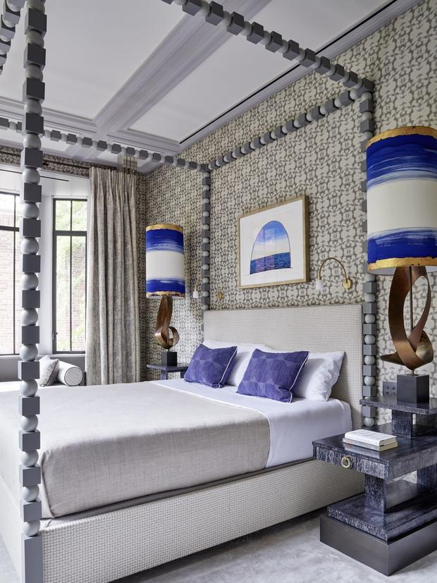 Дом на Манхэттене по дизайну Жан-Луи Деньо (фото 17)