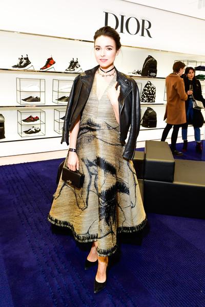 Гости открытия корнеров Dior в ЦУМе (галерея 9, фото 1)