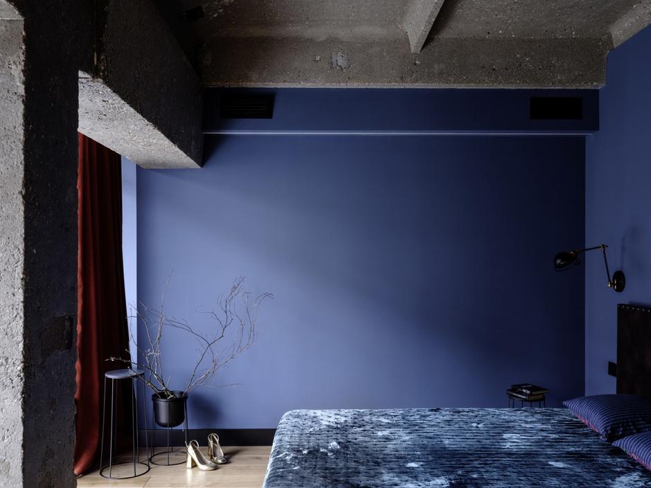 От заката до рассвета: квартира в стиле лофт (фото 13)