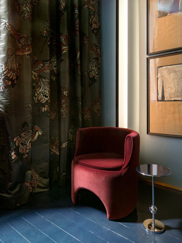 Клуб любителей винтажа: пять комнат в Лондоне от Dimore Studio (фото 6)
