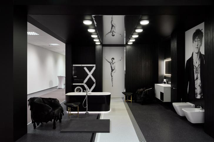 Bathroom Biennale: ванная комната суперзвезды от Дианы Балашовой (фото 4)