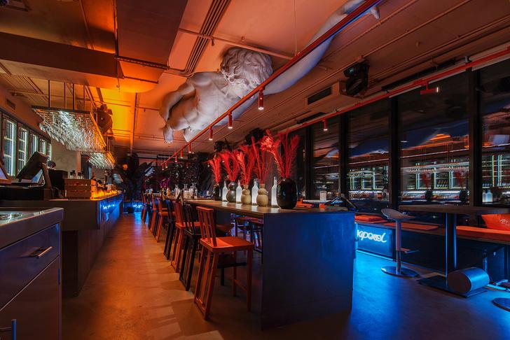Концептуальный бар Apr.l в Москве (фото 10)