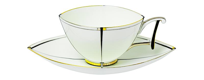 Чашка с блюдцем «Ковчег», Императорский фарфоровый завод, магазины «Императорский фарфор», 18 050 руб.